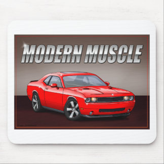 Red_2_Challenger.png Mouse Pad