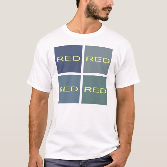 red-2 T-Shirt