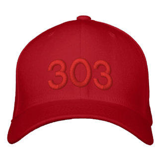 RED 303 HAT