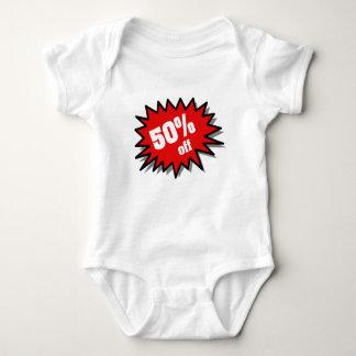 Red 50 Percent Off T-shirts