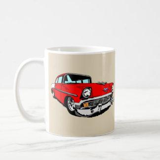 Red '56 Shoebox Coffee Mug
