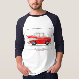 Red 57 Chevy Tee