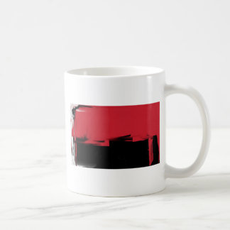 Red 7 coffee mug