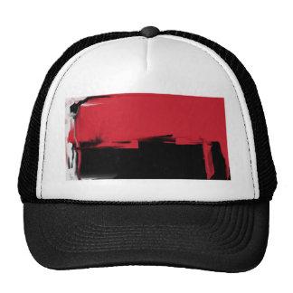 Red 7 trucker hat