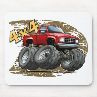 Red 83-88 Ranger Mouse Pad