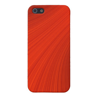 Red Abstract Case For iPhone 5