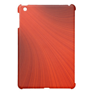 Red Abstract iPad Mini Covers