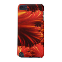 Red abstract Pattern Case