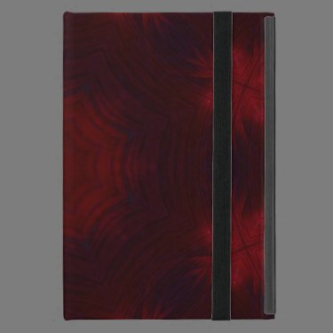 Red Abstract pattern Covers For iPad Mini