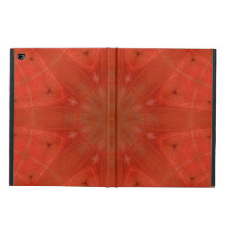 Red abstract pattern powis iPad air 2 case