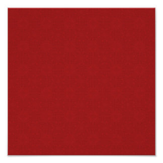 Red abstract wood pattern poster