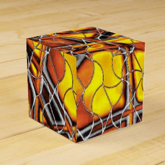 red abstracta cajas para regalos