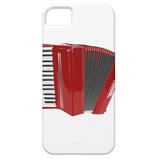 Red Accordion iPhone SE/5/5s Case