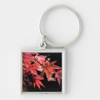 Red Acer Keychain