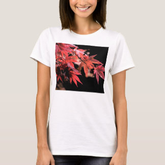 Red Acer Ladies T-Shirt