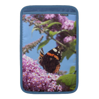 Red Admiral Butterfly 11 Inch MacBook Air Sleeve