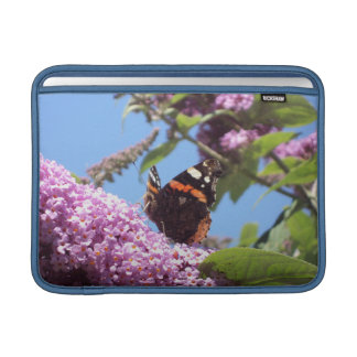 Red Admiral Butterfly 13 Inch MacBook Air Sleeve