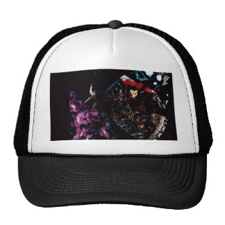 Red admiral butterfly, Claygate, Surrey, England Trucker Hat