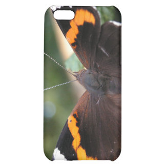 Red Admiral Butterfly iPhone Case Case For iPhone 5C