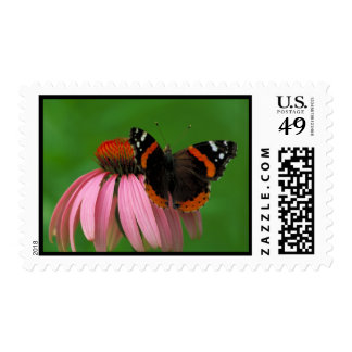 Red Admiral Postage