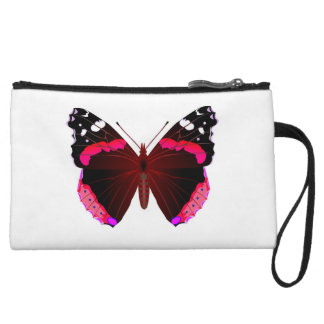 Red admiral wristlet