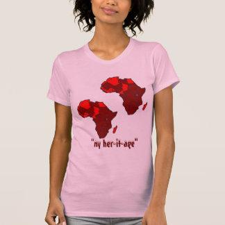 RED AFRIQUE T-Shirt