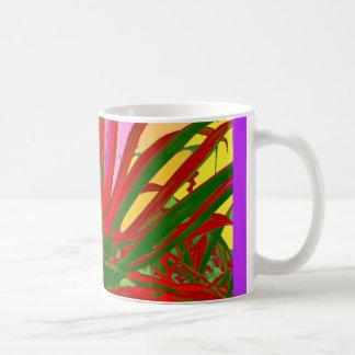 Red Agave Southwest Desert Design Gifts by Sharles Coffee Mug
