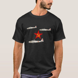 Red Air Force T-Shirt