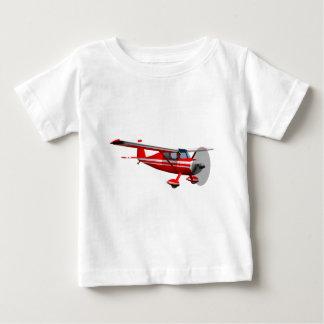 Red Airplane Baby T-Shirt