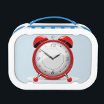 "Red Alarm Clock Lunch Box<br><div class=""desc"">Red Alarm Clock Lunch Box</div>"