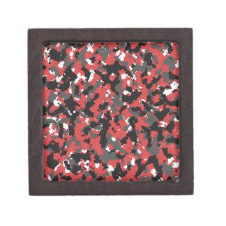 Red Alert Camo Gift Box