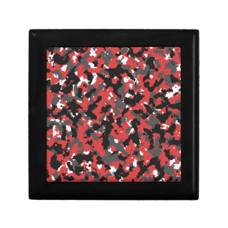 Red Alert Camo Jewelry Box