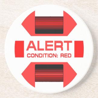 Red Alert! Coaster