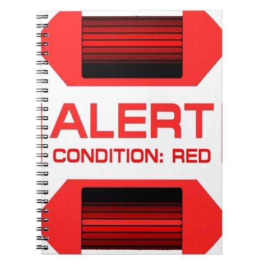 Red Alert! Notebook