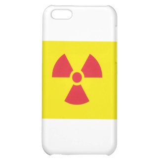 RED ALERT RADIATION WARNING! iPhone 5C CASES
