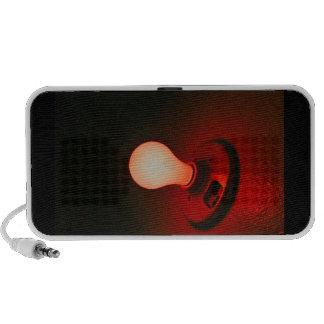 Red Alert Travel Speaker
