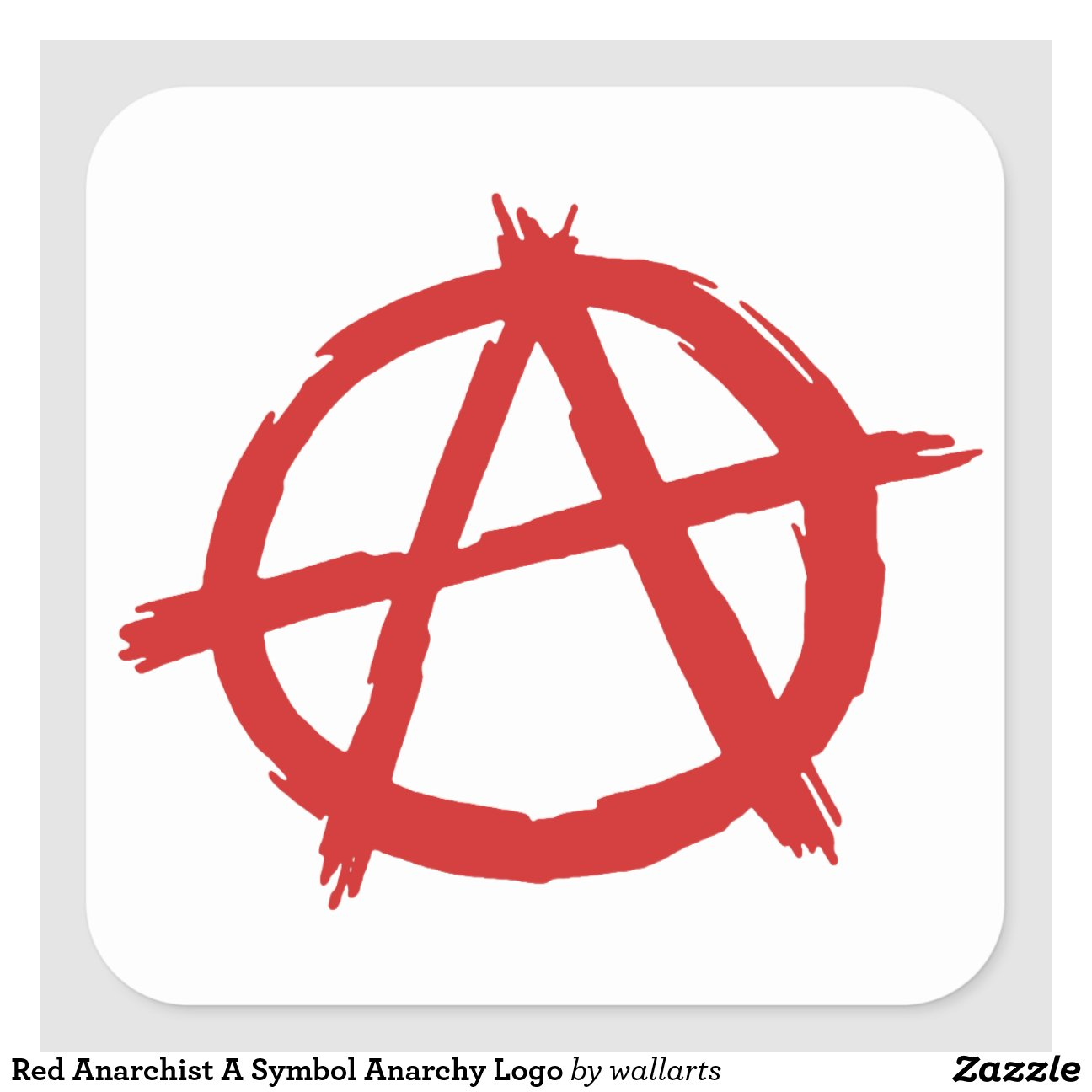 R Symbol Logo Symbol Anarchy Logo Square