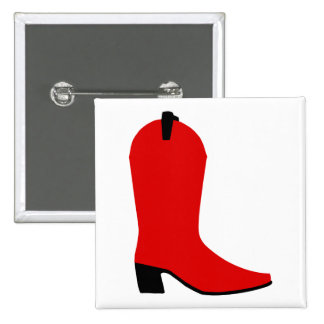 Red and Black Boot Button