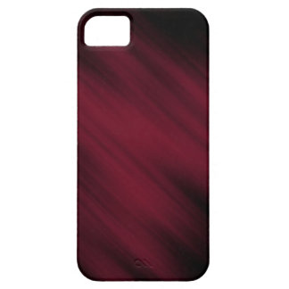 red and black smear texture iphone case