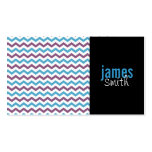Red and Black Solid Colour Business Card