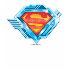 Superman Metal shirt