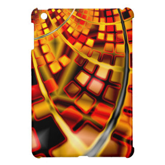 Red and Gold 2 Cover For The iPad Mini