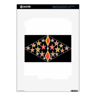 red and gold stars.jpg iPad 3 skins