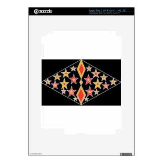 red and gold stars.jpg iPad 3 skins