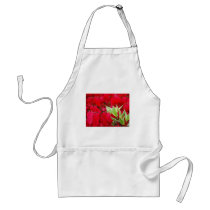 Red and Green Adult Apron