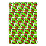 Red and Green apple swatch pattern iPad Mini Cover