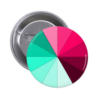 red and green button