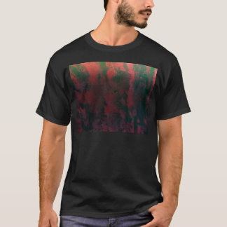 RED and GREEN Downpour T-Shirt