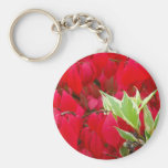 Red and Green Keychains