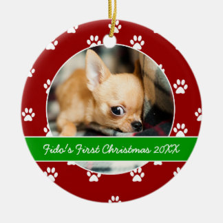 Dog First Ornaments & Keepsake Ornaments | Zazzle